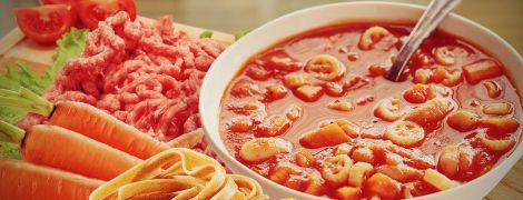 Нестандартный подход: лазанья-суп