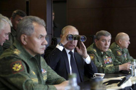 Російські дипломати обурилися через підручник Пентагону про військову тактику Росії