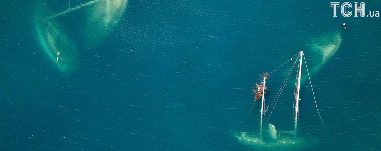 """""""Офелия"""" в Атлантическом океане появился 15-й в этом году тропический шторм"""