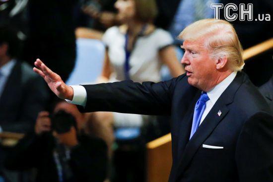 Трамп вимагає покарати держави, які підтримують тероризм
