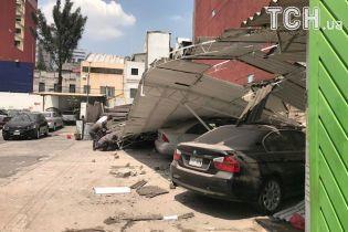 Мексику струсонув руйнівний землетрус магнітудою 7,1