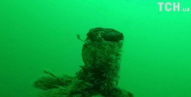 Біля берегів Бельгії виявили субмарину часів Першої світової війни