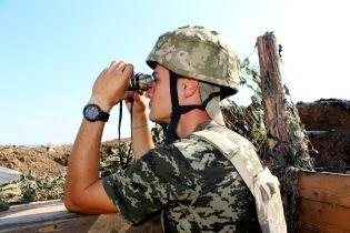 Українським бійцям довелося відстрілюватися на кожен другий обстріл бойовиків – штаб АТО