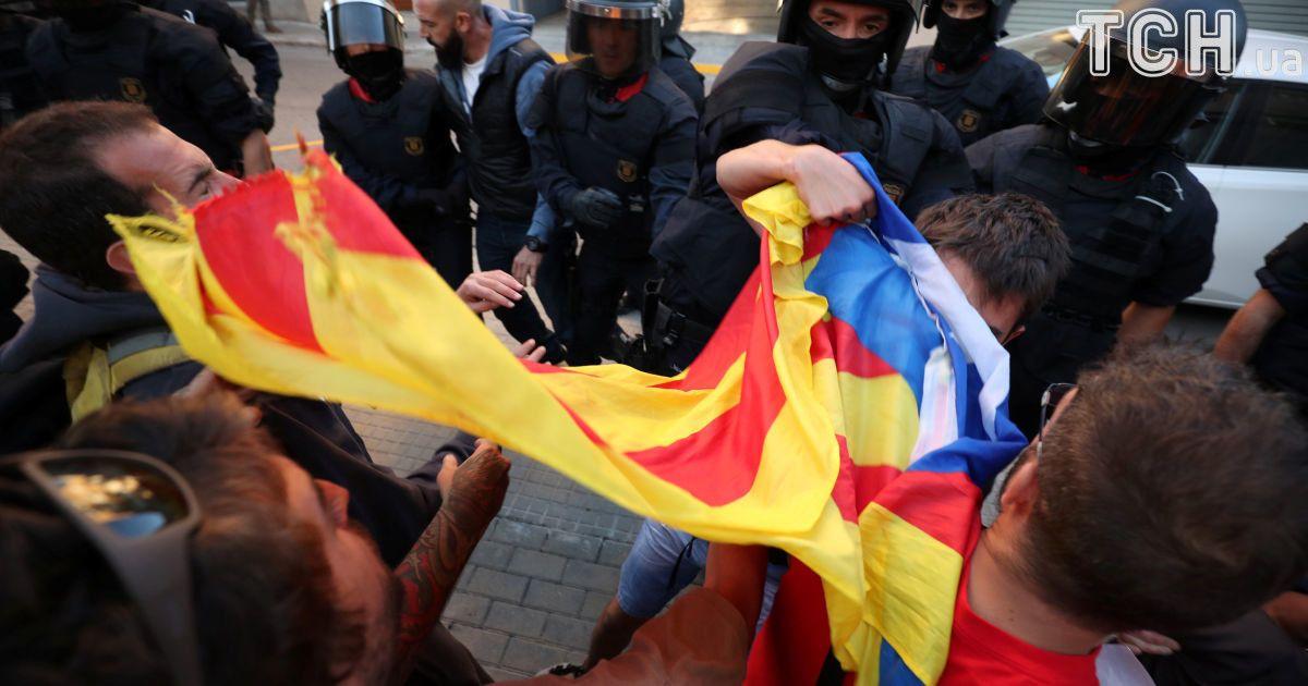 Новости испании сегодня