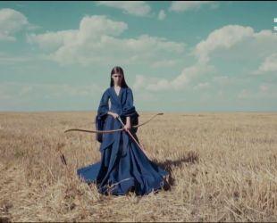 На фестивале фэшн-фильмов в Лондоне одержала победу лента для украинки Валерии Ковальской