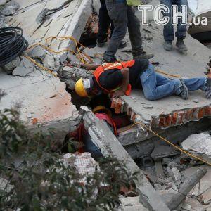 Мексику знову вразив сильний землетрус: хаос у столиці та більше 200 загиблих