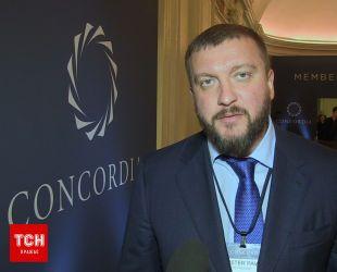 Министр Петренко представил на международной арене антикоррупционные инициативы Украины