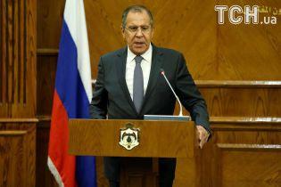 Лавров объяснил, чего Россия хочет от миротворцев на Донбассе