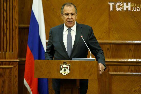 Лавров пояснив, чого хоче Росія від миротворців на Донбасі