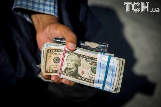 У четвер основна валюта знову здорожчає в курсах Нацбанку. Інфографіка