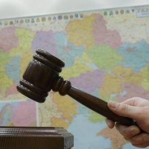 Суд арестовал подозреваемого во взяточничестве мэра Сколе