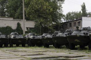 Николаевский бронетанковый завод подготовил новую партию обновленных БРДМ-2