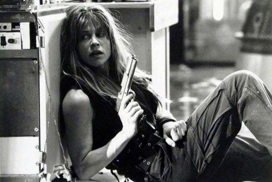 """Лінда Гамільтон зіграє Сару Коннор у """"Термінаторі"""" через чверть століття відсутності у фільмі"""