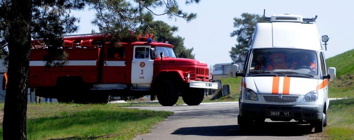 Появились подробности пожара в российских банках в Львове