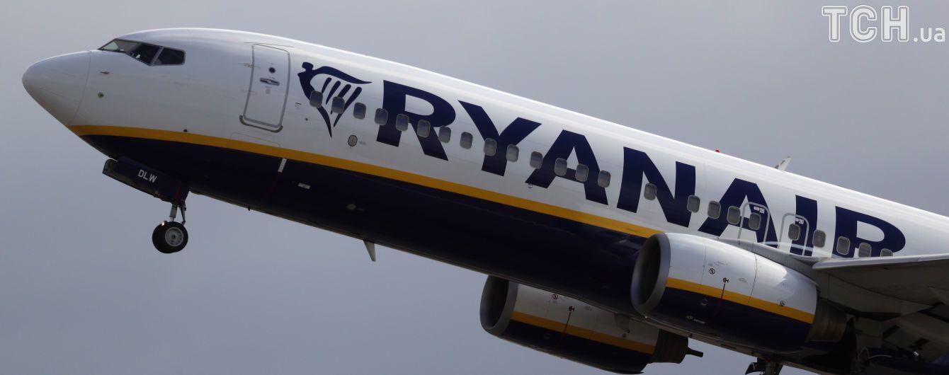 Нові переговори з Ryanair проходитимуть таємно