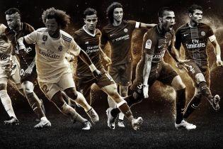 ФІФА назвала футболістів, які можуть потрапити до символічної збірної світу