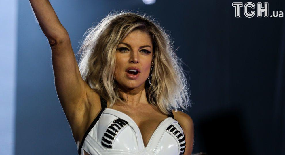 Екс-учасниця The Black Eyed Peas Фергі вперше прокоментувала своє розлучення