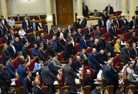 Рада ухвалила нашумілу судову реформу. Поіменне голосування