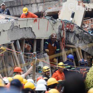 Кількість загиблих унаслідок землетрусу у Мексиці зросла до 320 осіб