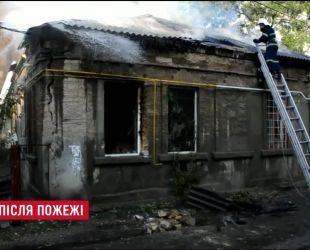 Николаевские врачи борются за жизнь мужчины, обгорел при взрыве