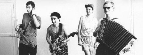 """Скрипка выложил раритетное видео 1989-го года, где поет хит """"Танці"""" на французском"""
