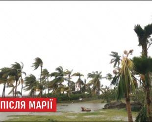 Пуэрто-Рико остался без электроэнергии после удара урагана