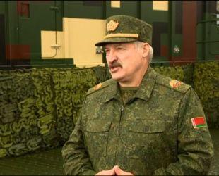 Лукашенко уверяет, что совместные с Россией учения не представляют угрозы для Украины