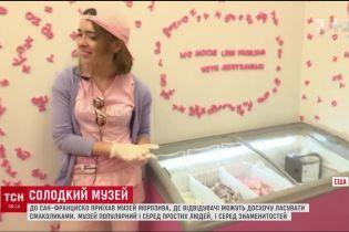 У США шаленої популярності набирає музей морозива