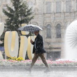 Тепло сменят дожди и похолодание. Прогноз на неделю