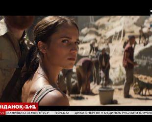 """У Мережі з'явився тизер нового фільму """"Лара Крофт"""" без Анджеліни Джолі"""