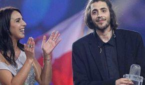"""Джамала підтримала переможця """"Євробачення-2017"""" Собрала, який перебуває у лікарні"""