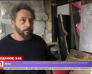 Художников Андреевского спуска хотят выбросить на улицу