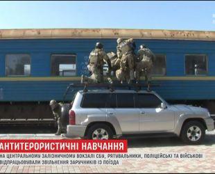 Спецназовцы в Харькове учились уничтожать террористов