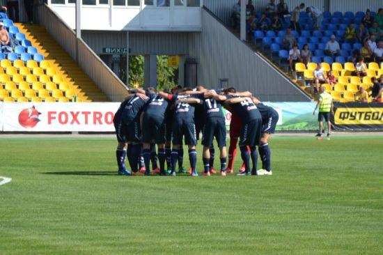 Українська футбольна команда стала наймолодшою у Європі