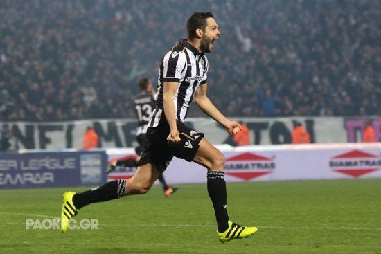 Український футболіст забив переможний м'яч у Кубку Греції