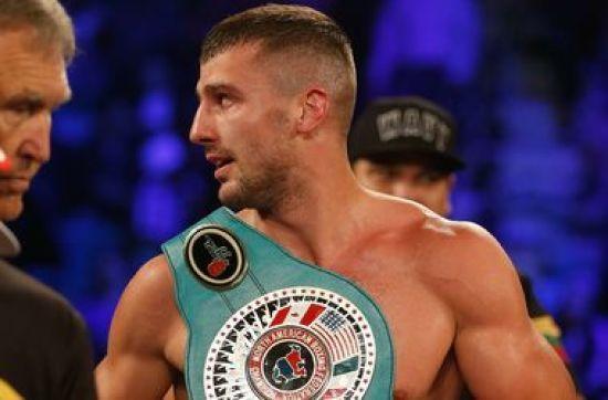 Український боксер Гвоздик очолив рейтинг WBO