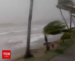 """Безумная """"Мария"""": еще один разрушительный ураган налетел на Доминиканскую Республику"""