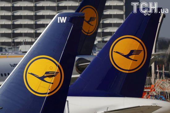 У Тель-Авіві літак Lufthansa здійснив аварійну посадку з двома сотнями людей на борту