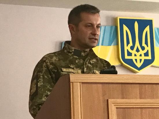 Новим військовим прокурором сил АТО став виходець із Закарпаття