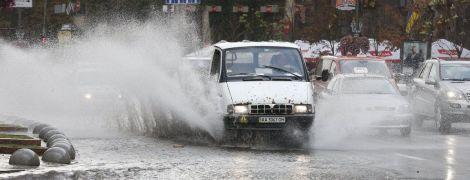 Половину України заллють зливи. Прогноз погоди на 22 вересня 2017 р.