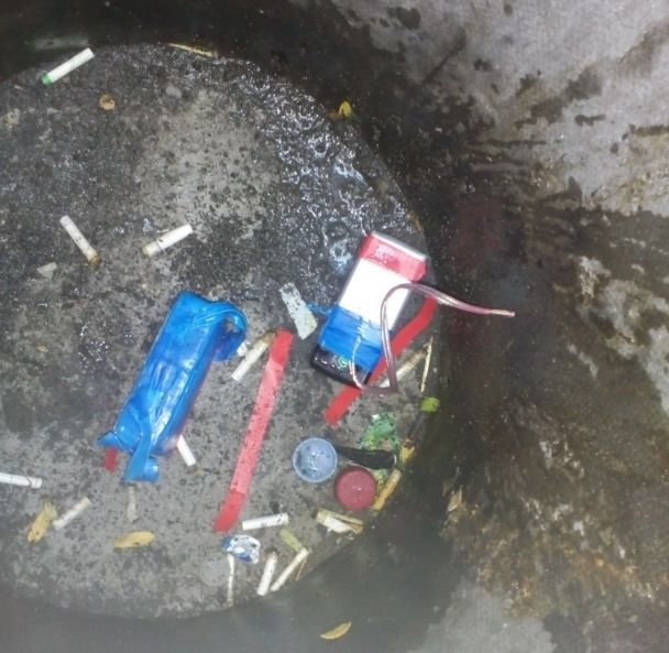 Около театра вМариуполе отыскали взрывное устройство