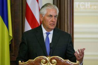 """""""Це надихає"""": Тіллерсон заявив про надзвичайний прогрес над реформами в Україні"""