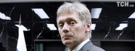 У Кремлі відповіли на обвинувачення Facebook