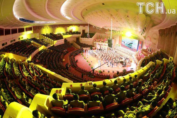 Кім Чен Ин відсвяткував шосте ядерне випробування пишним бенкетом і концертом