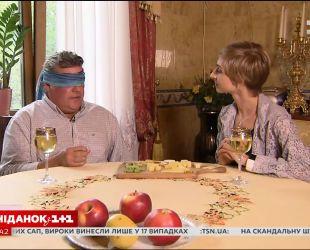 """Эксперимент """"Сніданку"""" отличат ли иностранцы европейский сыр от украинского"""
