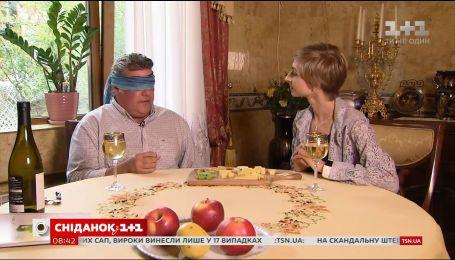 """Експеримент """"Сніданку"""": чи відрізнять іноземці європейський сир від українського"""