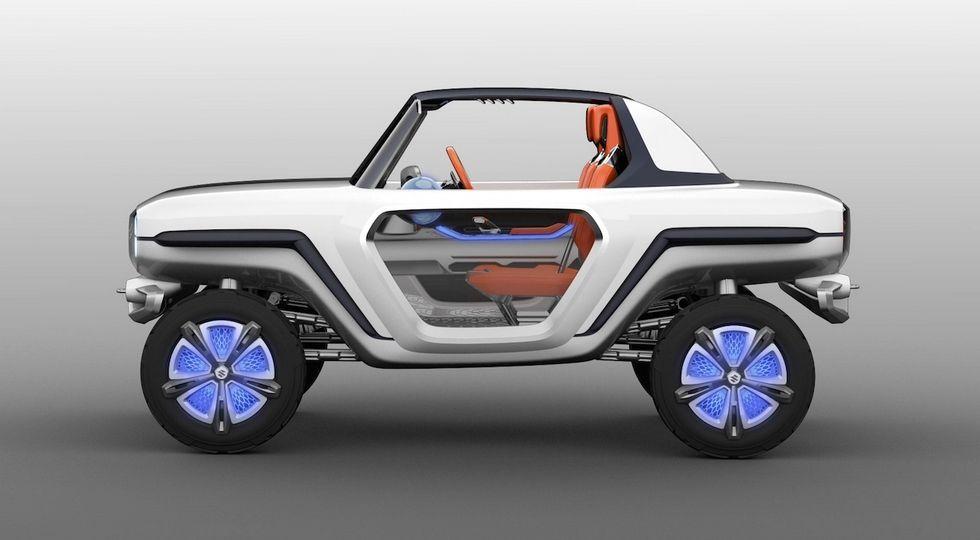 Suzuki e-Survivor