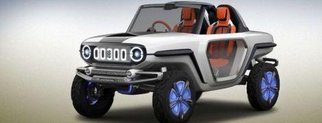 Suzuki готовит новый концептуальный внедорожник