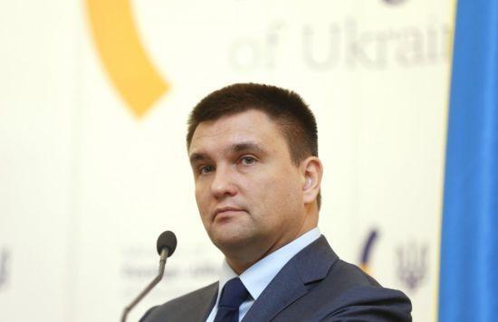 Клімкін запевнив, що за роботу в окупованому Криму Volkswagen і Adidas будуть покарані