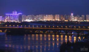 В Киеве зафиксировали самую теплую ночь за 137 лет